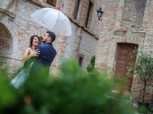Il matrimonio di Emanuele e Stefania a Pedaso, Fermo 58