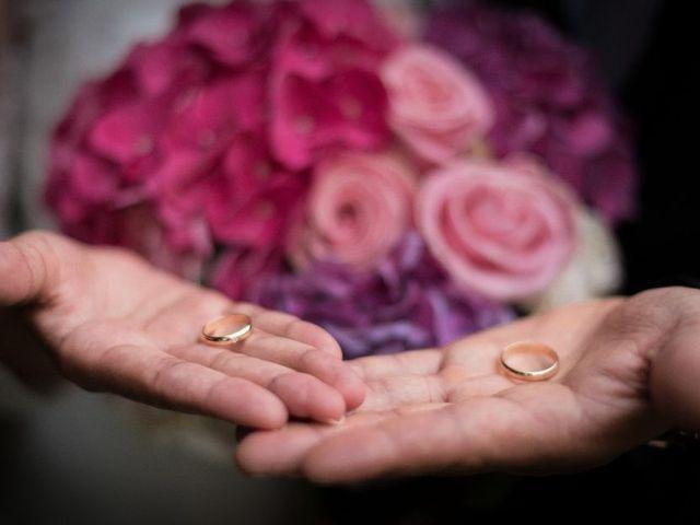 Le nozze di Queila e Vincenzo
