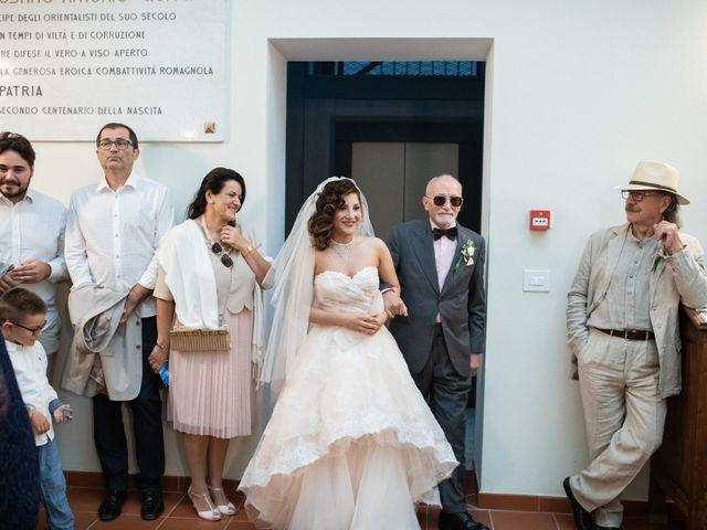 Il matrimonio di Sasha e Denise a Rimini, Rimini 44