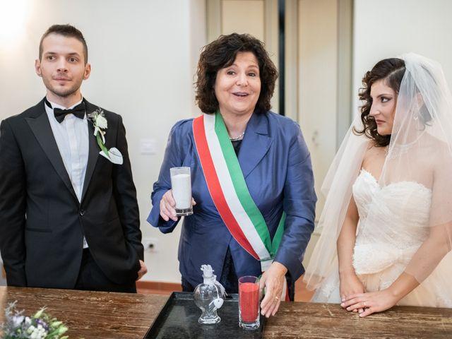 Il matrimonio di Sasha e Denise a Rimini, Rimini 64