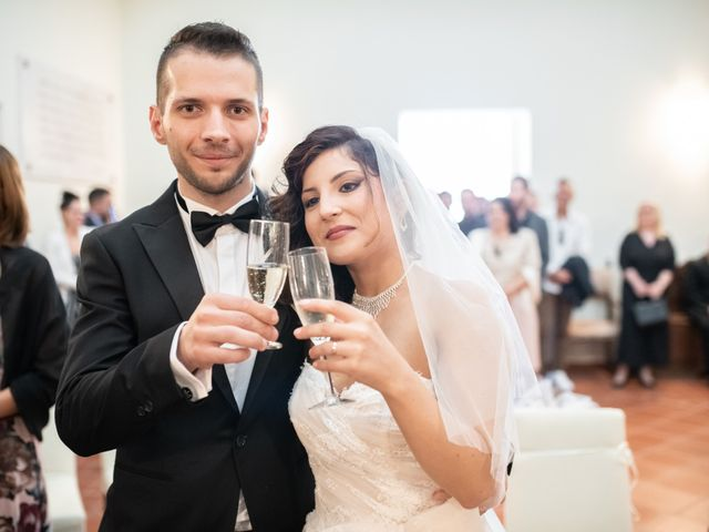 Il matrimonio di Sasha e Denise a Rimini, Rimini 66