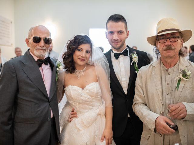 Il matrimonio di Sasha e Denise a Rimini, Rimini 67