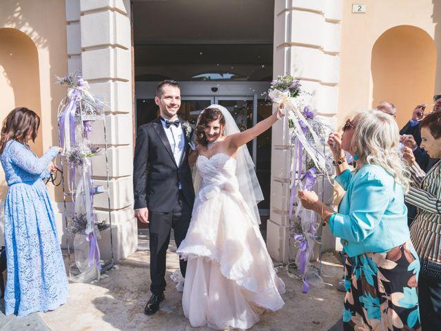 Il matrimonio di Sasha e Denise a Rimini, Rimini 71