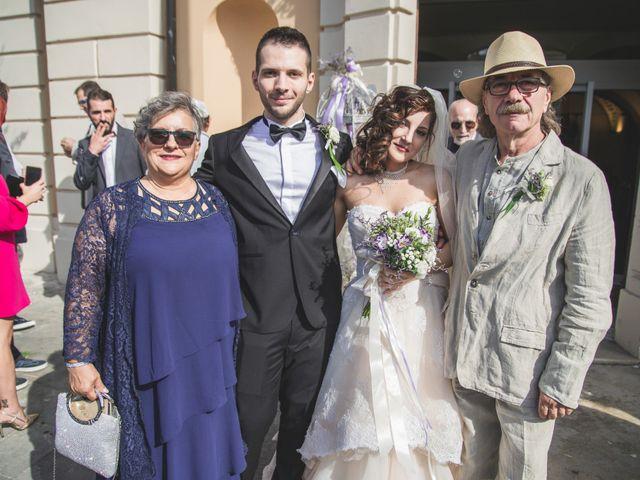 Il matrimonio di Sasha e Denise a Rimini, Rimini 73
