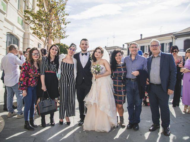 Il matrimonio di Sasha e Denise a Rimini, Rimini 74