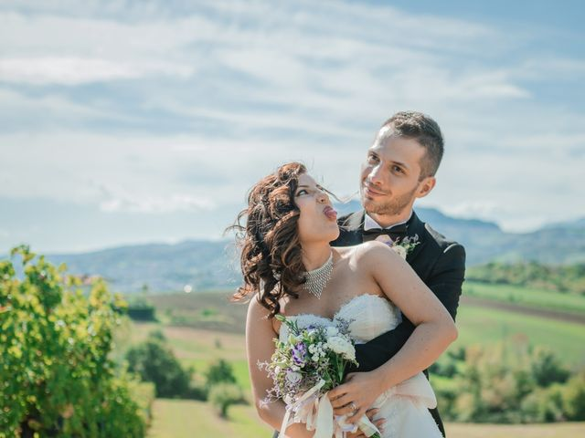Il matrimonio di Sasha e Denise a Rimini, Rimini 78