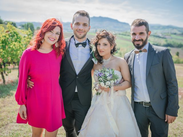 Il matrimonio di Sasha e Denise a Rimini, Rimini 85