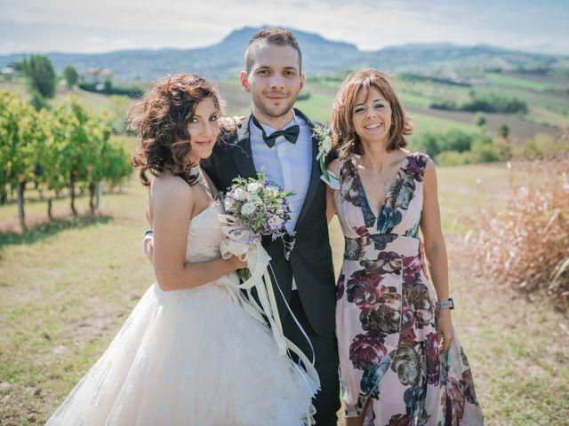 Il matrimonio di Sasha e Denise a Rimini, Rimini 86