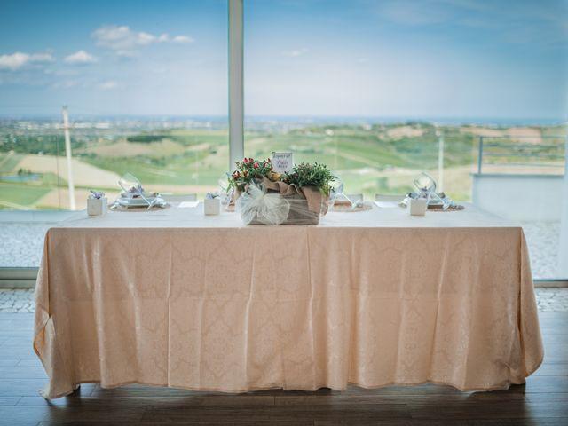 Il matrimonio di Sasha e Denise a Rimini, Rimini 92
