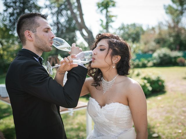 Il matrimonio di Sasha e Denise a Rimini, Rimini 104