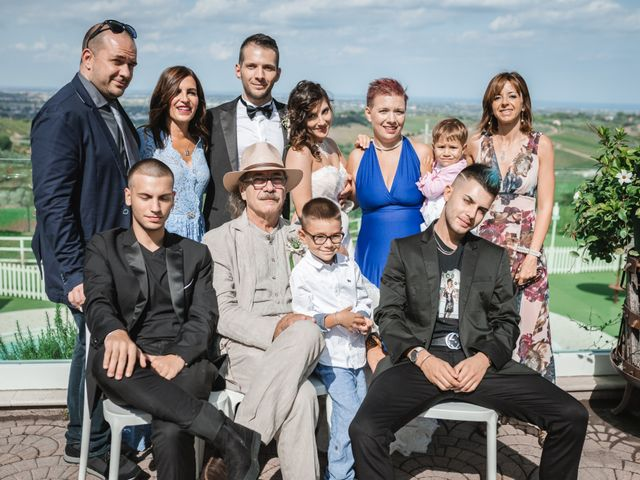 Il matrimonio di Sasha e Denise a Rimini, Rimini 110