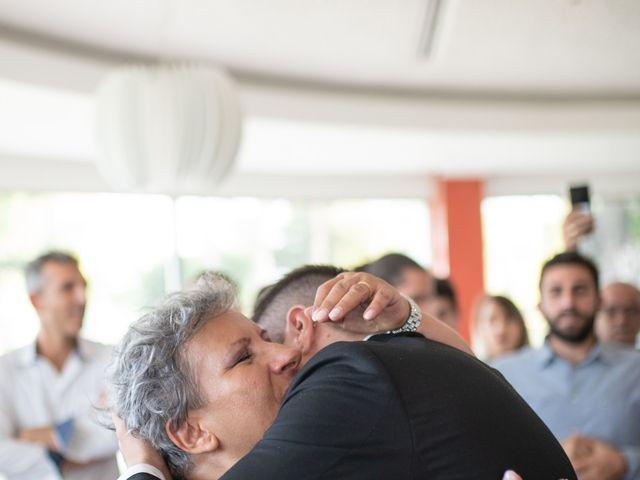 Il matrimonio di Sasha e Denise a Rimini, Rimini 118