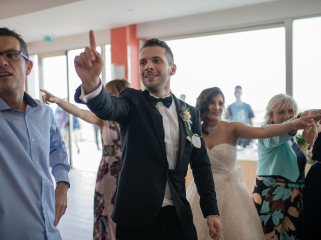 Il matrimonio di Sasha e Denise a Rimini, Rimini 120