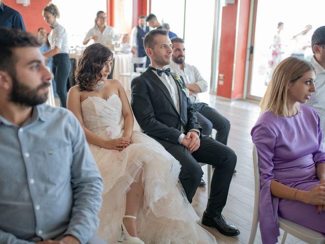 Il matrimonio di Sasha e Denise a Rimini, Rimini 133