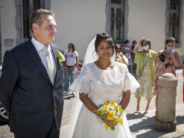 Il matrimonio di Stefano e Miriam a Treviglio, Bergamo 56