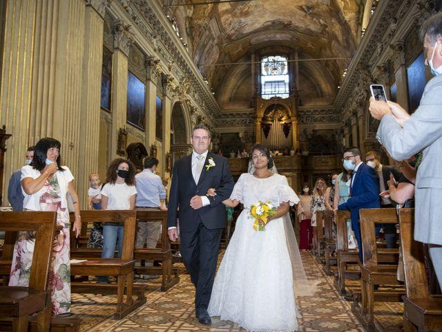 Il matrimonio di Stefano e Miriam a Treviglio, Bergamo 57
