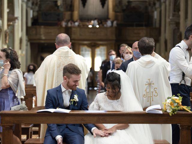 Il matrimonio di Stefano e Miriam a Treviglio, Bergamo 69