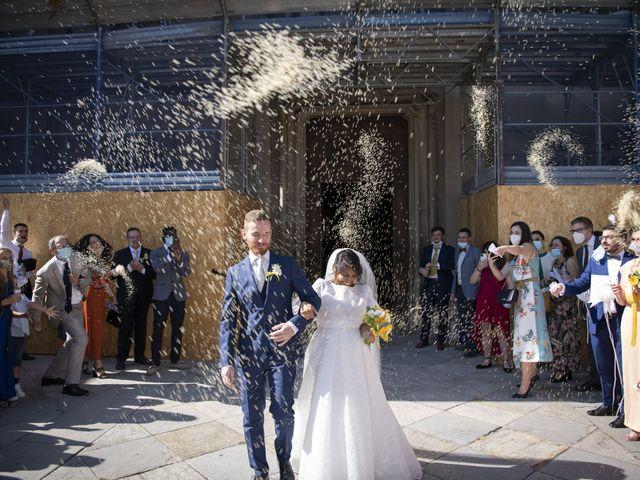 Il matrimonio di Stefano e Miriam a Treviglio, Bergamo 73