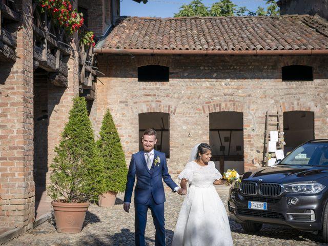 Il matrimonio di Stefano e Miriam a Treviglio, Bergamo 90