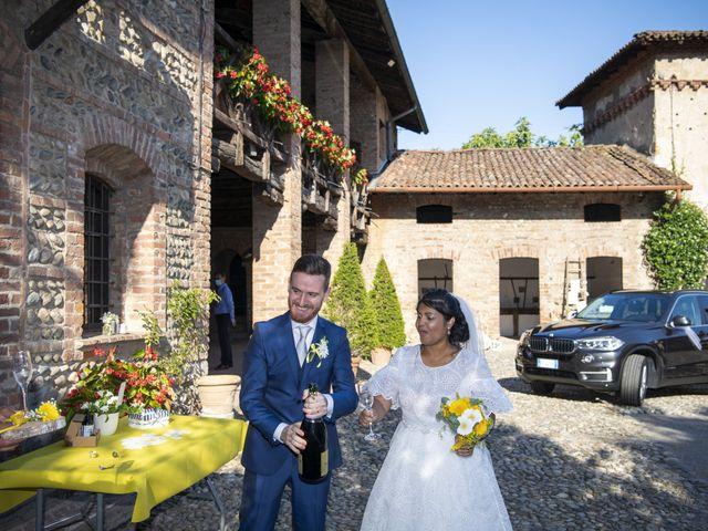 Il matrimonio di Stefano e Miriam a Treviglio, Bergamo 91