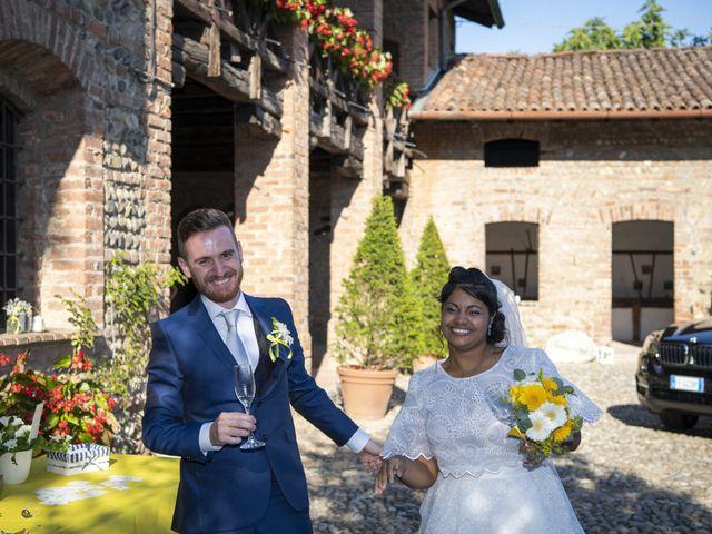 Il matrimonio di Stefano e Miriam a Treviglio, Bergamo 94