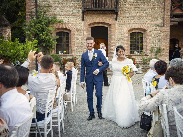 Il matrimonio di Stefano e Miriam a Treviglio, Bergamo 103