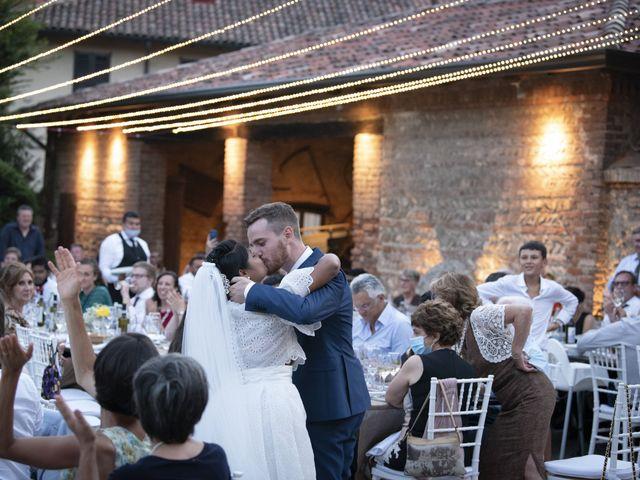 Il matrimonio di Stefano e Miriam a Treviglio, Bergamo 136