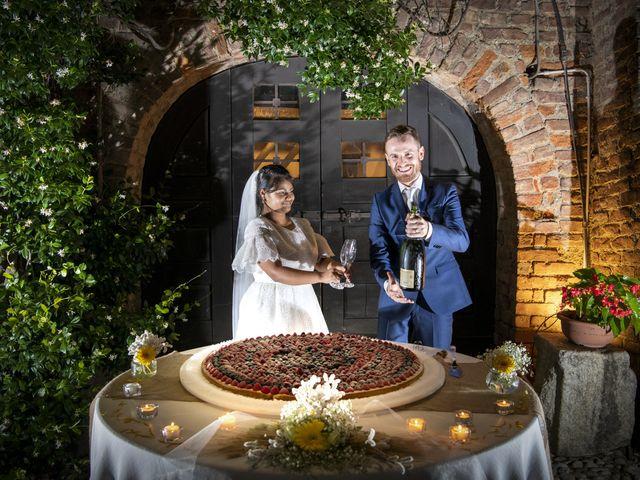 Il matrimonio di Stefano e Miriam a Treviglio, Bergamo 139