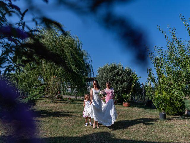 Il matrimonio di Arcangela e Vincenzo a Frascati, Roma 7