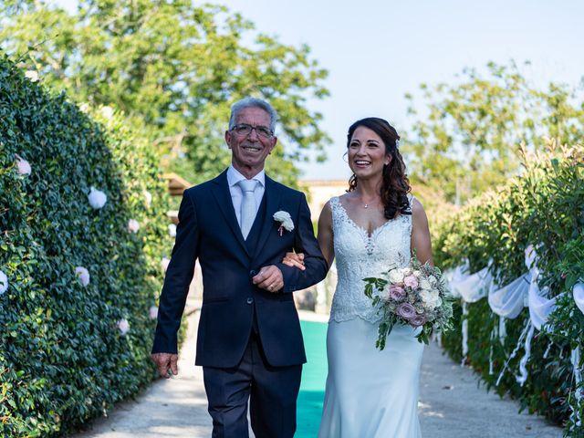 Il matrimonio di Arcangela e Vincenzo a Frascati, Roma 8