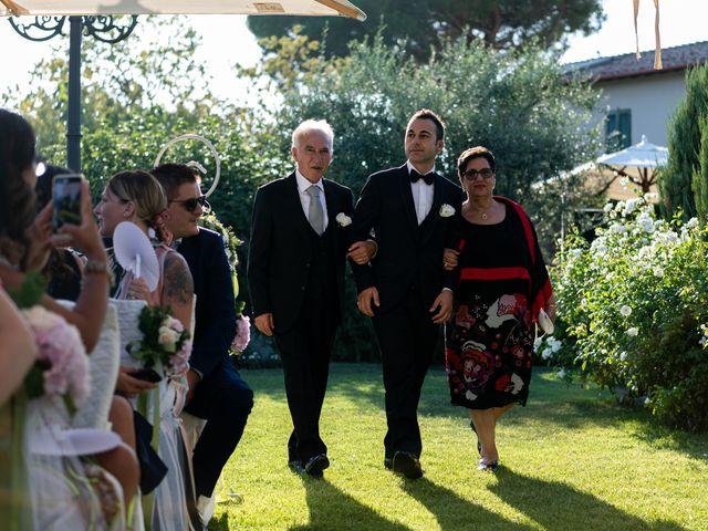 Il matrimonio di Arcangela e Vincenzo a Frascati, Roma 10
