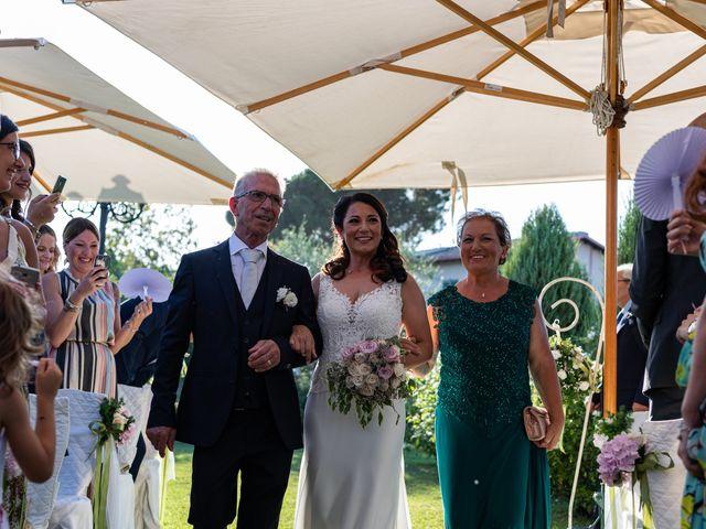 Il matrimonio di Arcangela e Vincenzo a Frascati, Roma 12