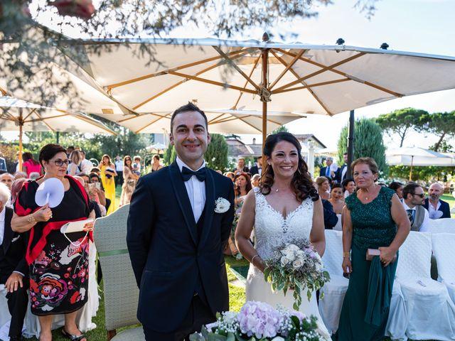 Il matrimonio di Arcangela e Vincenzo a Frascati, Roma 13