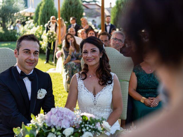 Il matrimonio di Arcangela e Vincenzo a Frascati, Roma 14