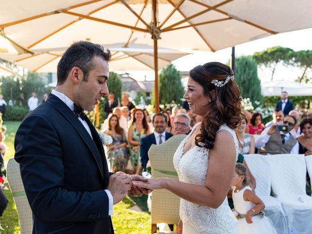 Il matrimonio di Arcangela e Vincenzo a Frascati, Roma 15