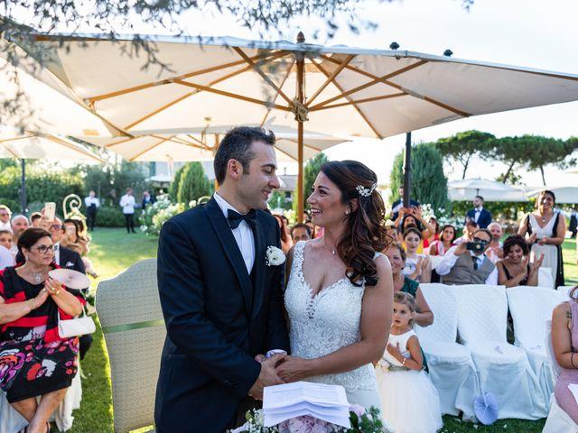 Il matrimonio di Arcangela e Vincenzo a Frascati, Roma 17