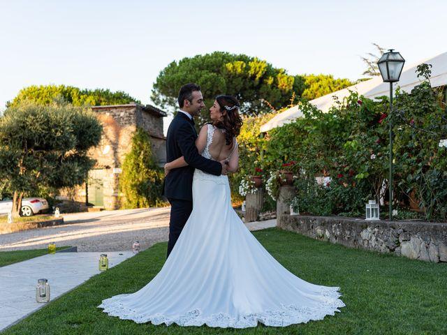 Il matrimonio di Arcangela e Vincenzo a Frascati, Roma 19