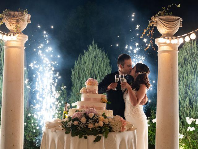 Il matrimonio di Arcangela e Vincenzo a Frascati, Roma 26