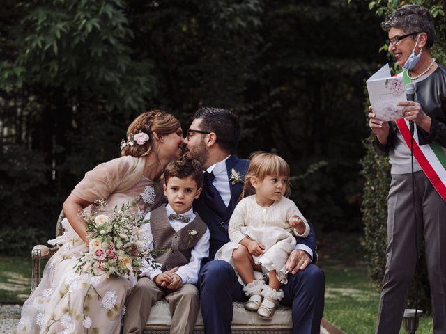 Il matrimonio di Michele e Stefania a Gorgo al Monticano, Treviso 3