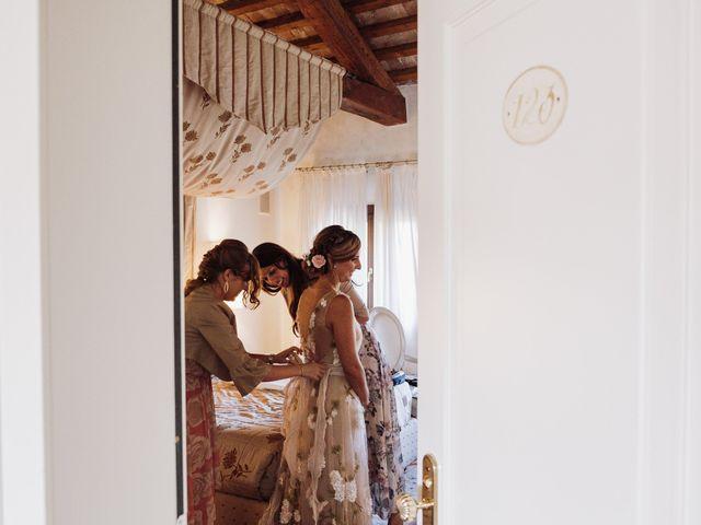 Il matrimonio di Michele e Stefania a Gorgo al Monticano, Treviso 9