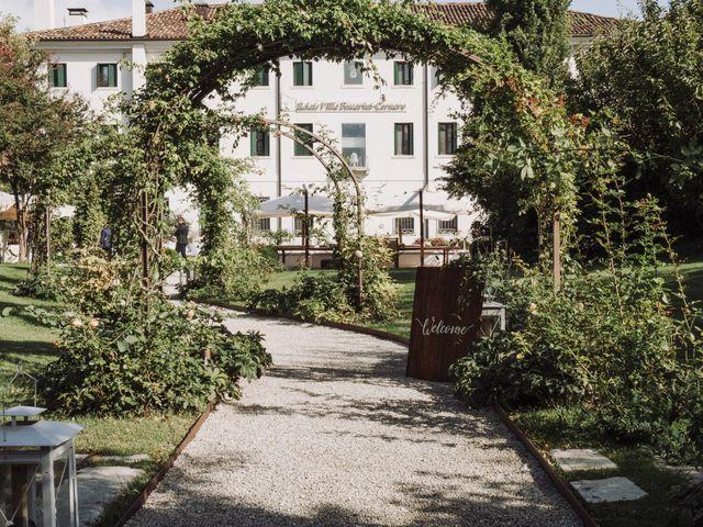 Il matrimonio di Michele e Stefania a Gorgo al Monticano, Treviso 23