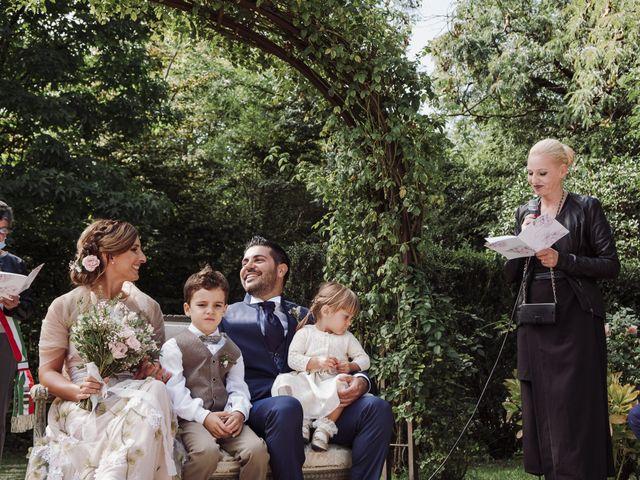 Il matrimonio di Michele e Stefania a Gorgo al Monticano, Treviso 75