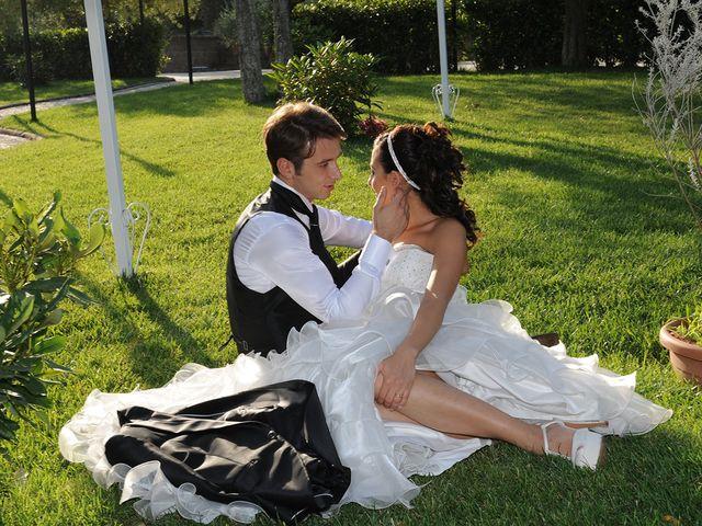Le nozze di Tiziana e Antonio
