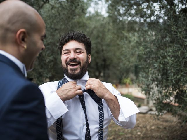 Il matrimonio di Michele e Marilena a Gaeta, Latina 2