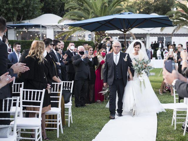Il matrimonio di Michele e Marilena a Gaeta, Latina 20