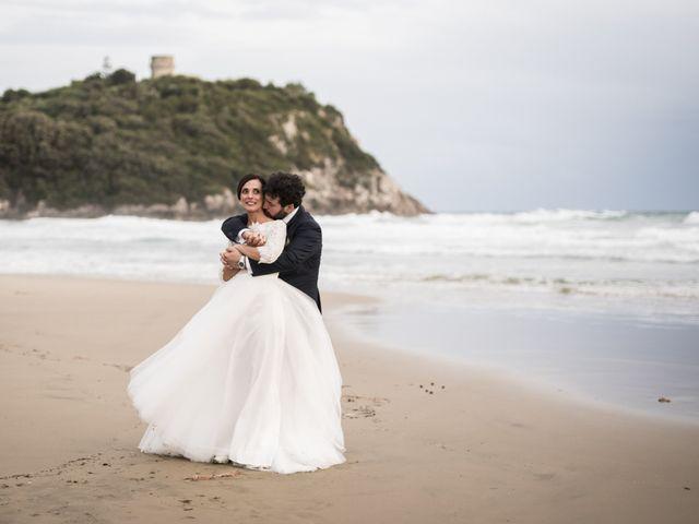 Il matrimonio di Michele e Marilena a Gaeta, Latina 33