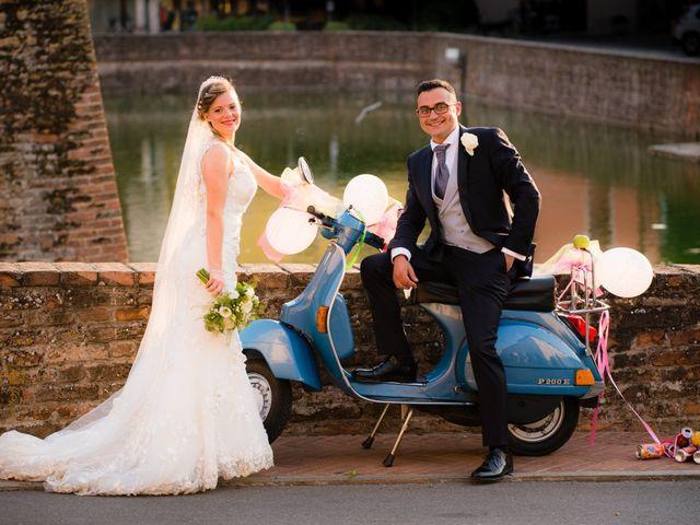 Le nozze di Michela e Massimo