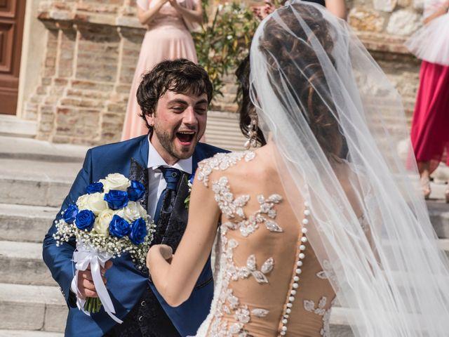 Il matrimonio di Marco e Chiara a Porto San Giorgio, Fermo 10