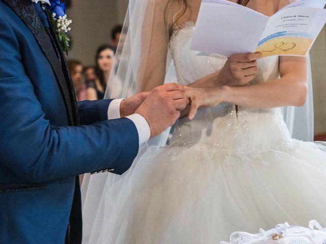 Il matrimonio di Marco e Chiara a Porto San Giorgio, Fermo 11