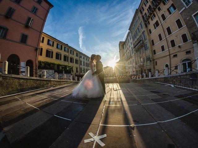 Il matrimonio di Marco e Chiara a Porto San Giorgio, Fermo 22
